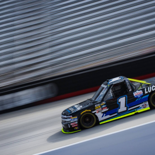 Jordan Anderson Racing at Bristol