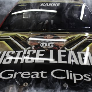 Kasey Kahne Justice League wrap