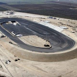 Kern County Raceway - Californa Short Track