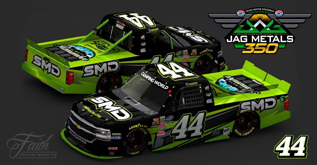 Las Vegas NASCAR truck