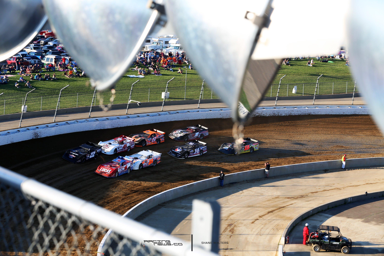Mansfield Motor Speedway - Lucas Oil Late Model Dirt Series 4423