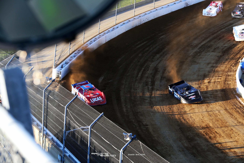 Mansfield Motor Speedway - Millon Dollar Dirt Race 4446