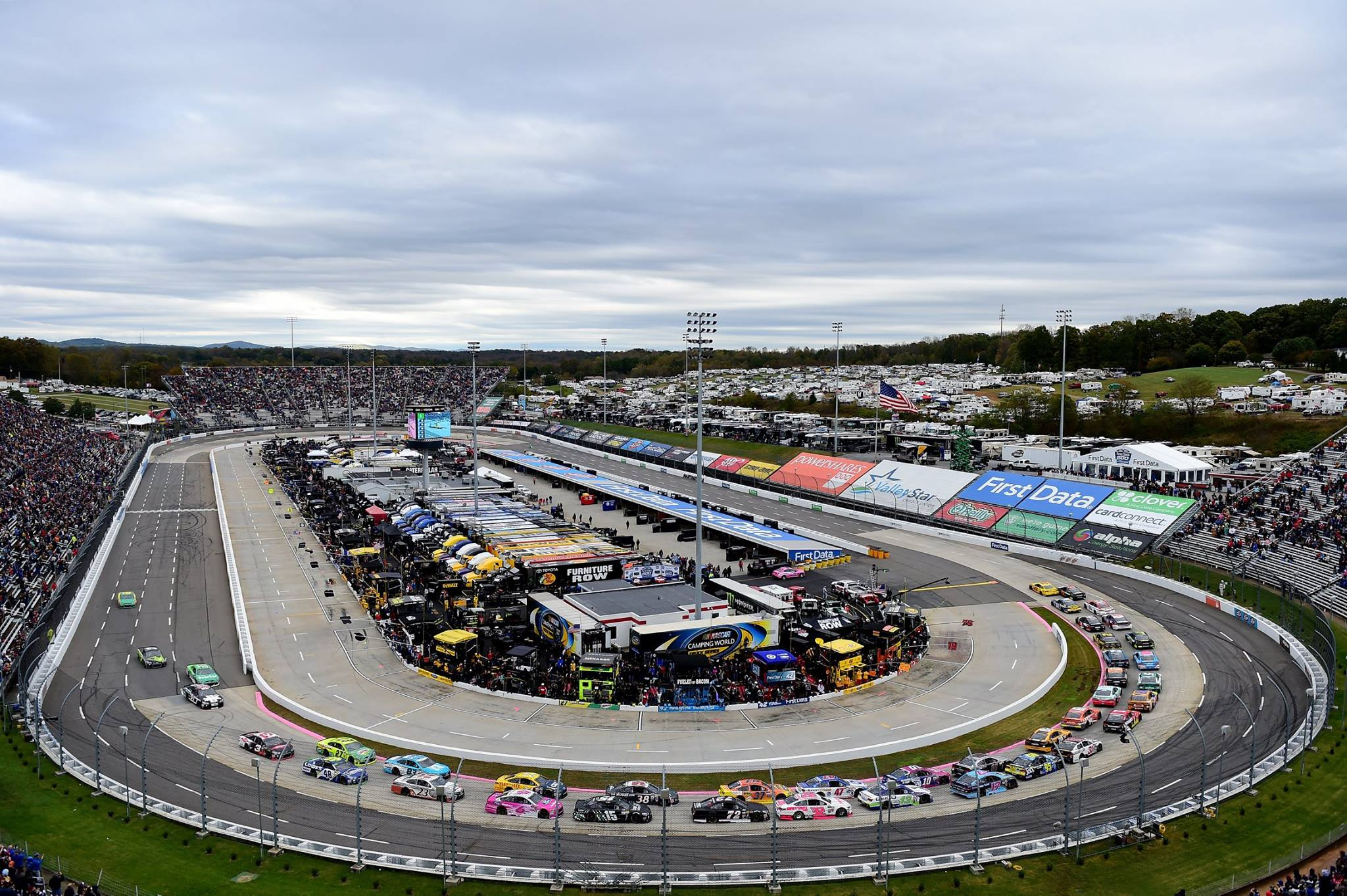 Martinsville Speedway: NASCAR inspection issues - Racing News