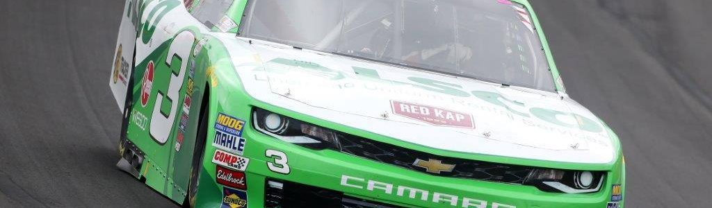 Sealing the NASCAR splitter – There's some tricks…