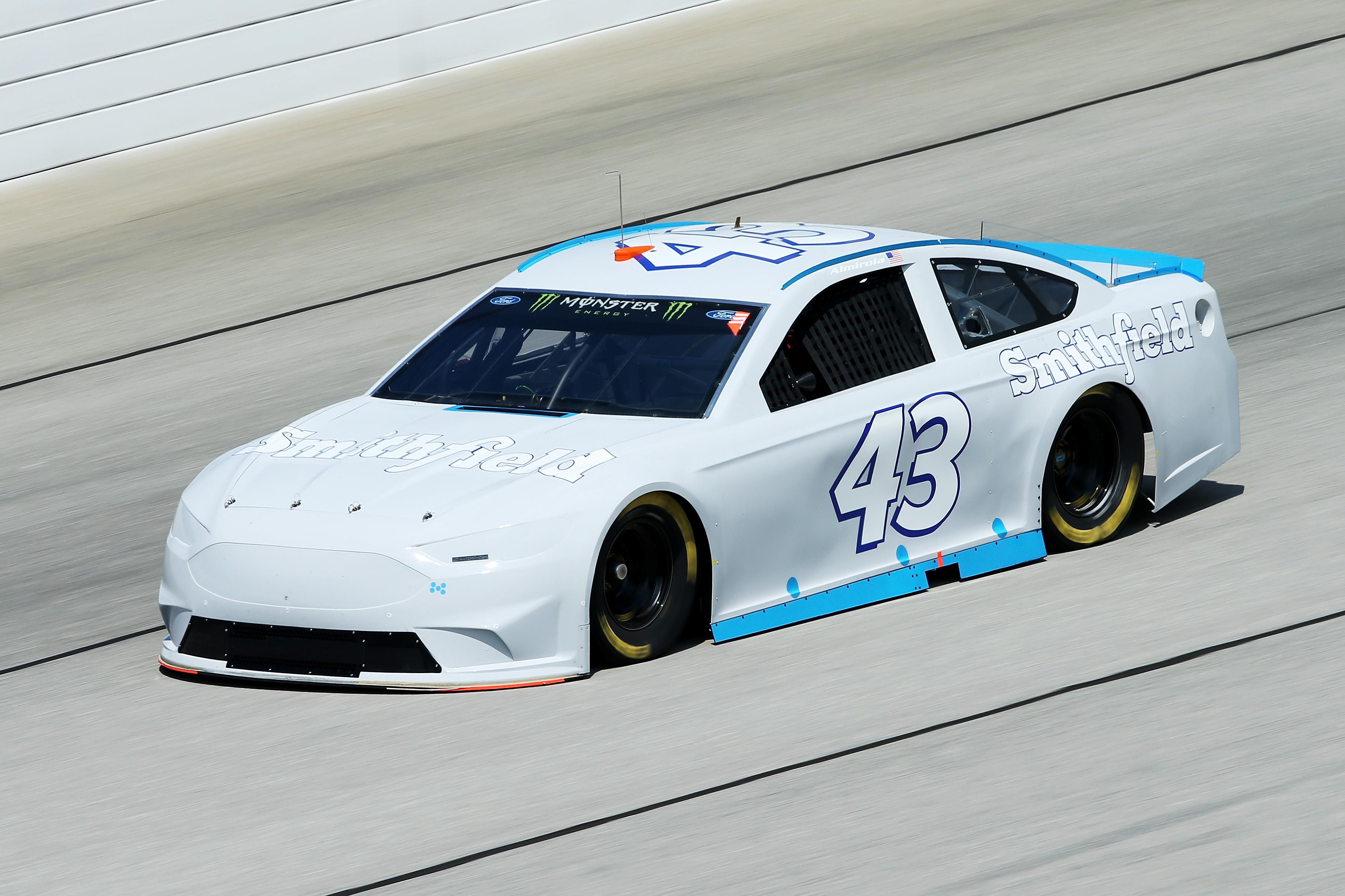 NASCAR CEO talks new NASCAR Manufactures