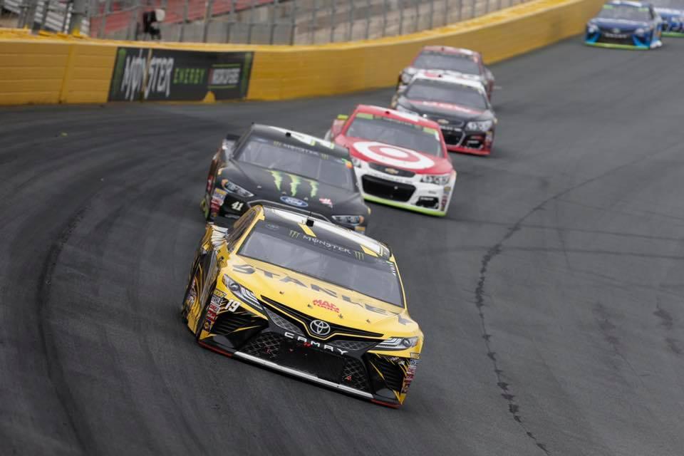 NASCAR Penalty Report - Charlotte Motor Speedway