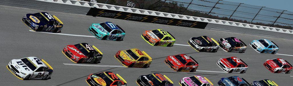 NASCAR TV Schedule: Talladega