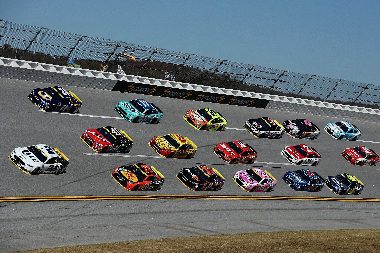NASCAR TV Schedule Talladega Superspeedway