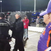 NASCAR fan vs Denny Hamlin
