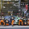 NASCAR pit stop rule changes
