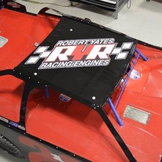 Robert Yates Racing Engines dirt late model