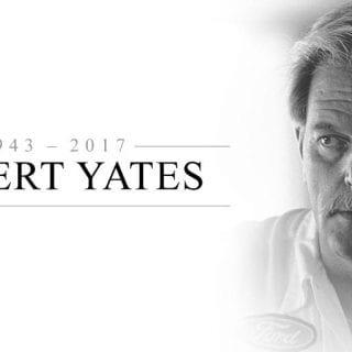 Robert Yates died