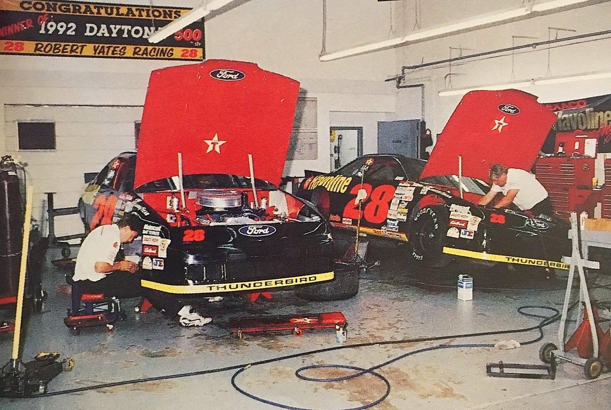 Roush Yates Engines - Jack Roush tells the story