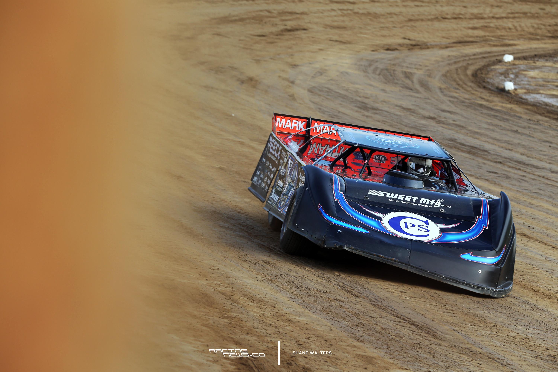 Scott Bloomquist at Portsmouth Raceway Park 3149