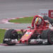 Sebastian Vettel Lance Stroll crash Malaysian Grand prix in lap