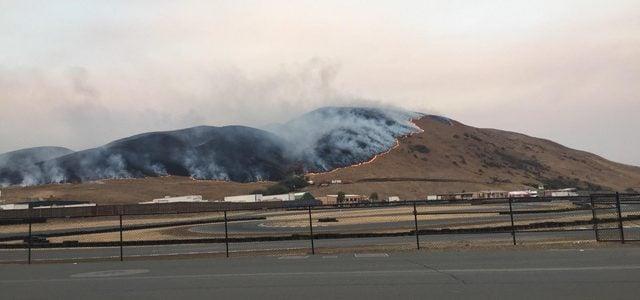 Sonoma Raceway wild fires: Track issues statement