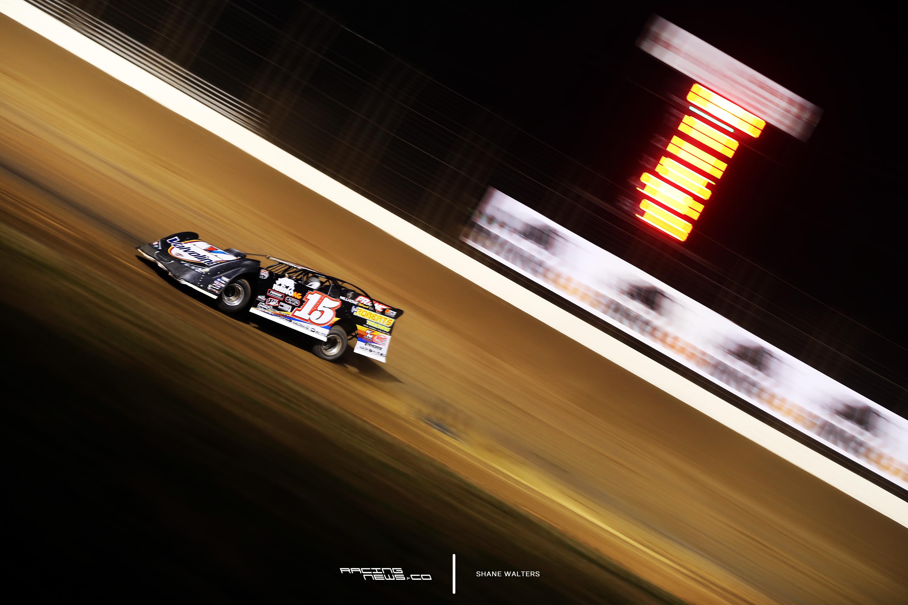 Steve Francis at Portsmouth Raceway Park 1114