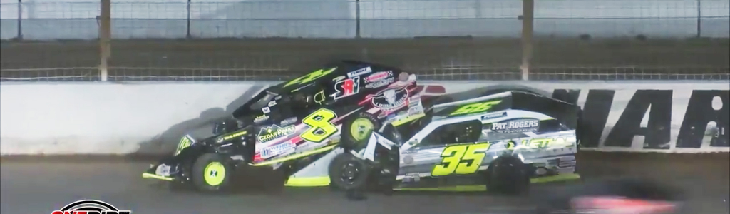 Kyle Strickler vs David Stremme: Fight at The Dirt Track at Charlotte