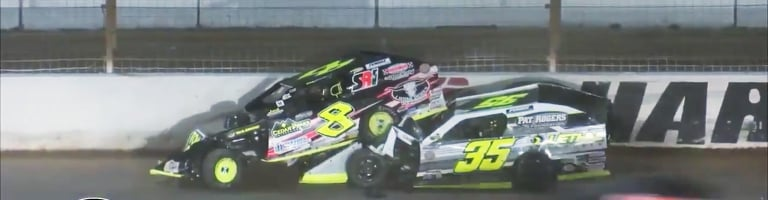 Kyle Strickler penalized for altercation at Charlotte Dirt Track
