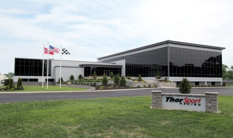 Thorsport Racing shop