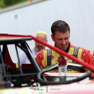 Tim McCreadie Racing Driver 3229