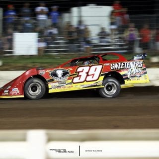 Tim McCreadie in the Silver Dollar Nationals