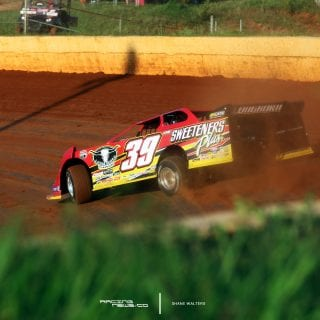 Tim McCreadie and Smoky Mountain Motor Speedway