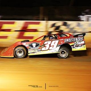 Tim McCreadie at Cherokee Speedway 6911
