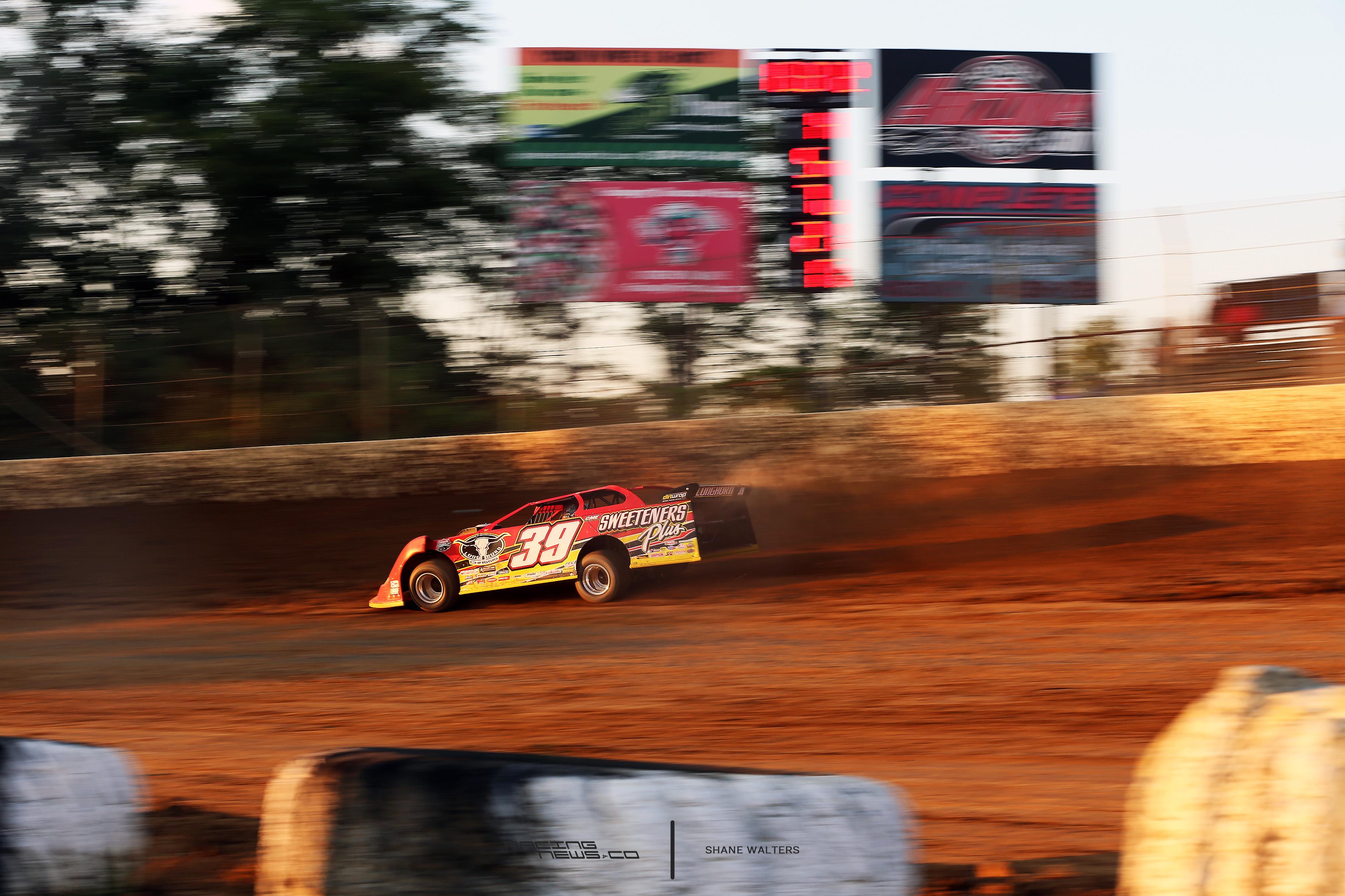 Tim McCreadie at Florence Speedway 3157