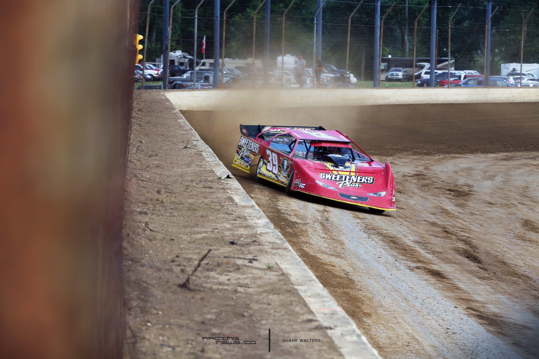 Tim McCreadie at Portsmouth Raceway Park 3168