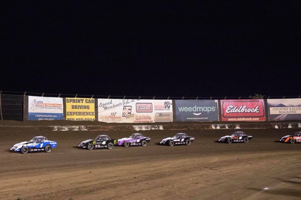2017 Dirt Track Invitational - Perris Auto Speedway
