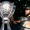 2017 Monster Energy NASCAR Cup Series Champion Martin Truex Jr