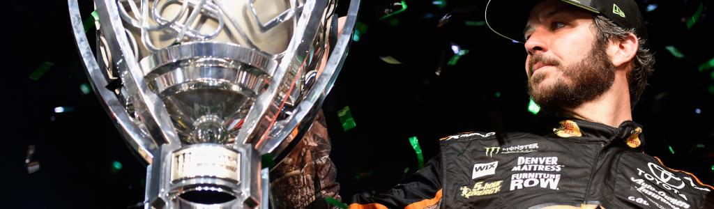 2017 Monster Energy NASCAR Cup Series Champion: Martin Truex Jr