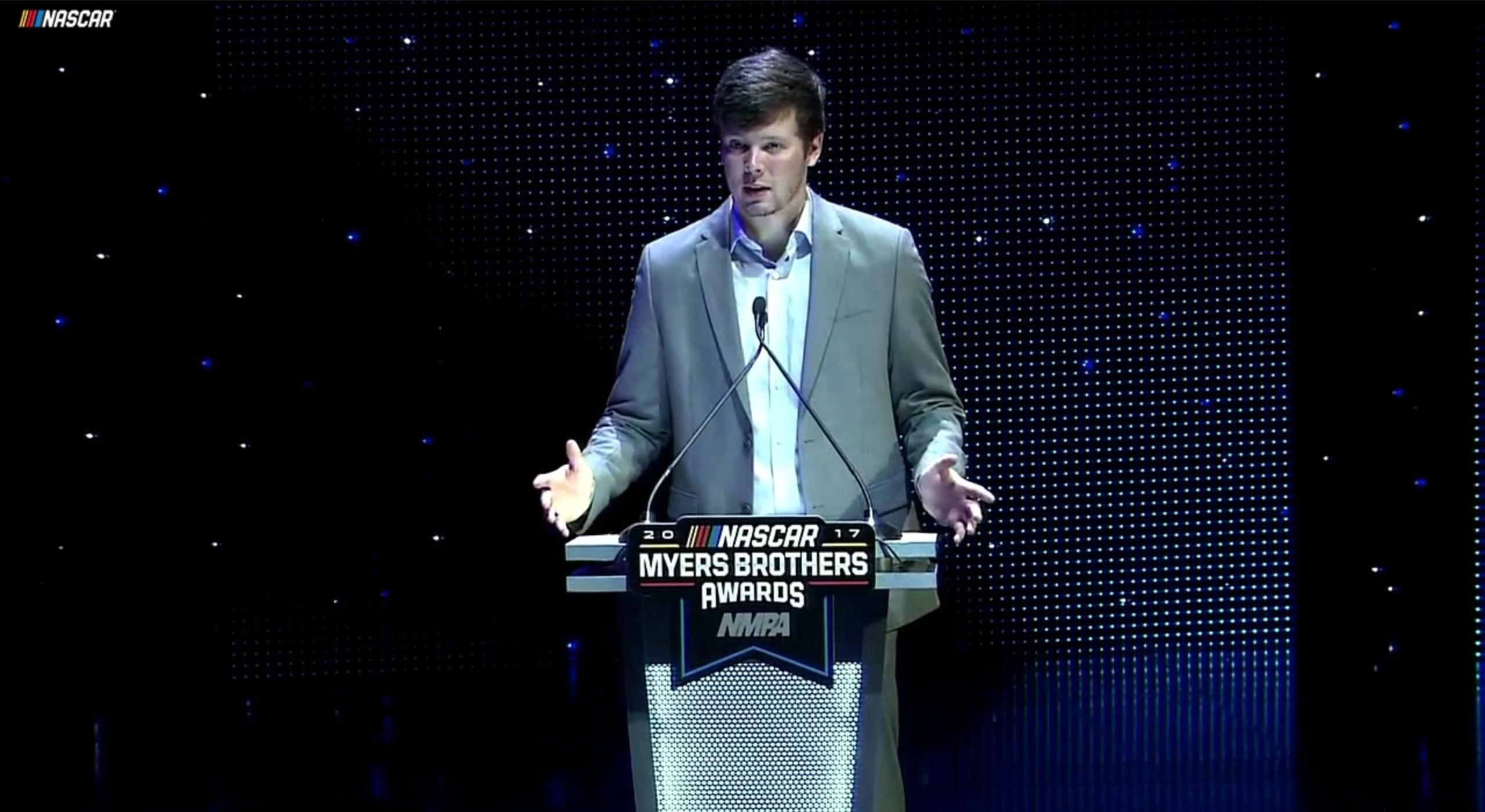 2017 NASCAR Rookie of the Year - Erik Jones