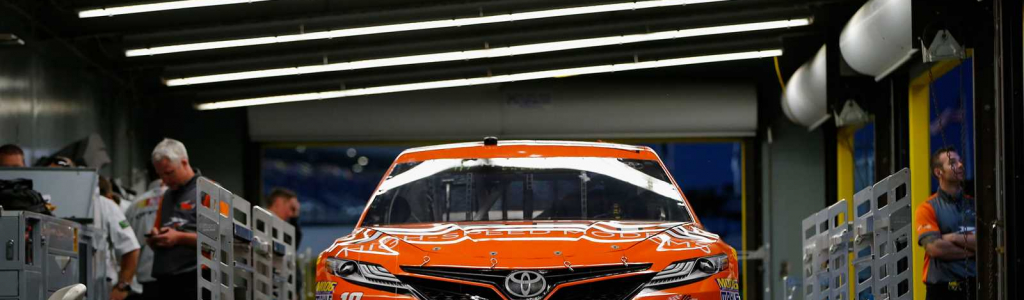 "Brad Keselowski on Toyota: ""We couldn't believe NASCAR approved it"""