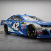 2018 Kyle Larson Race Car - Credit One Bank