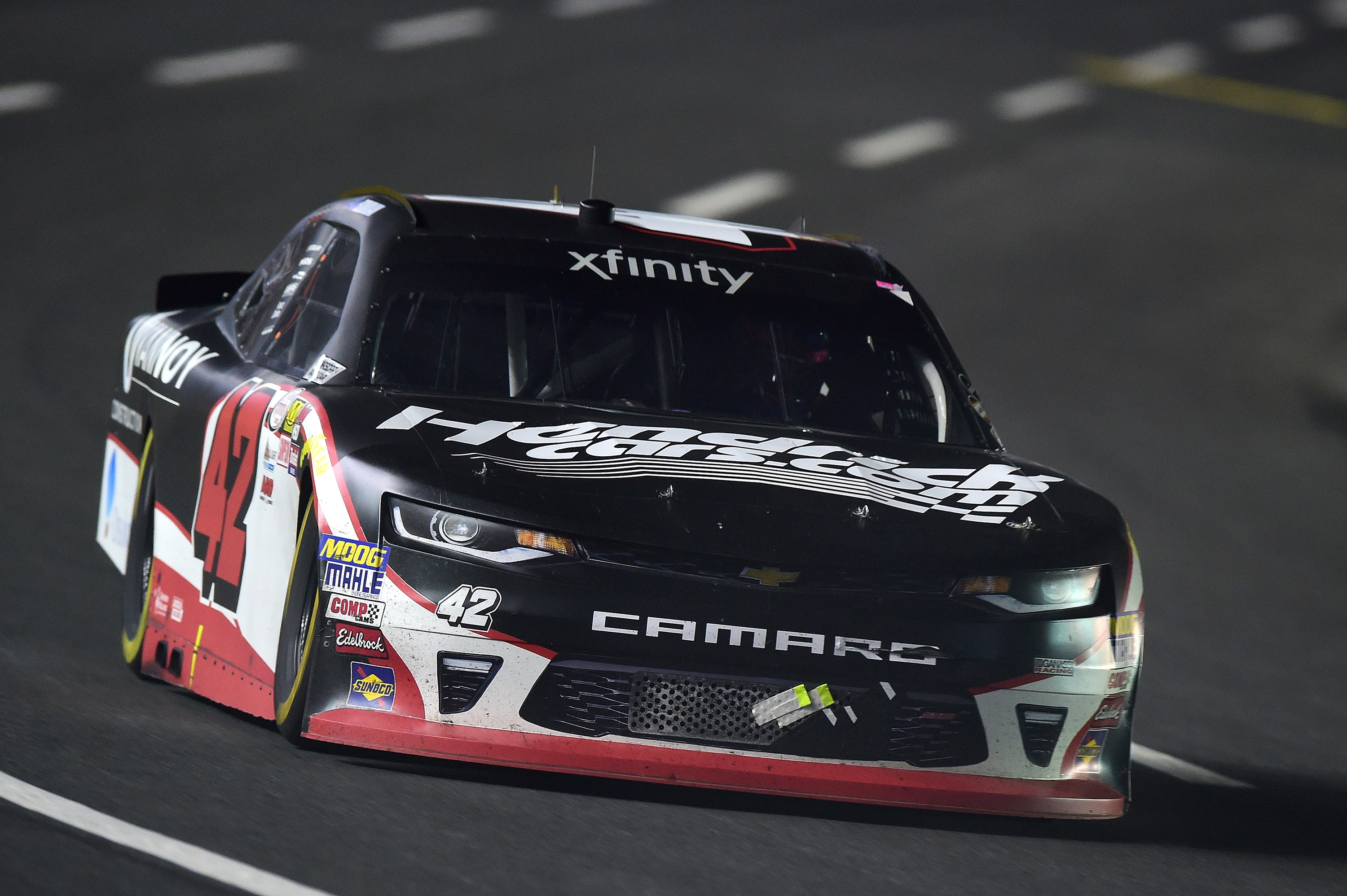 Alex Bowman wins for Chip Ganassi Racing