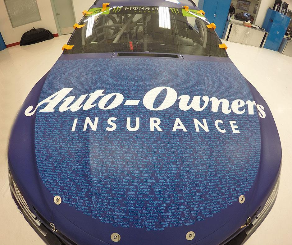 Auto-Owners Insurance - NASCAR
