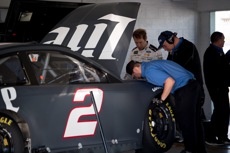 Monster Energy NASCAR Cup Series Testing - Homestead