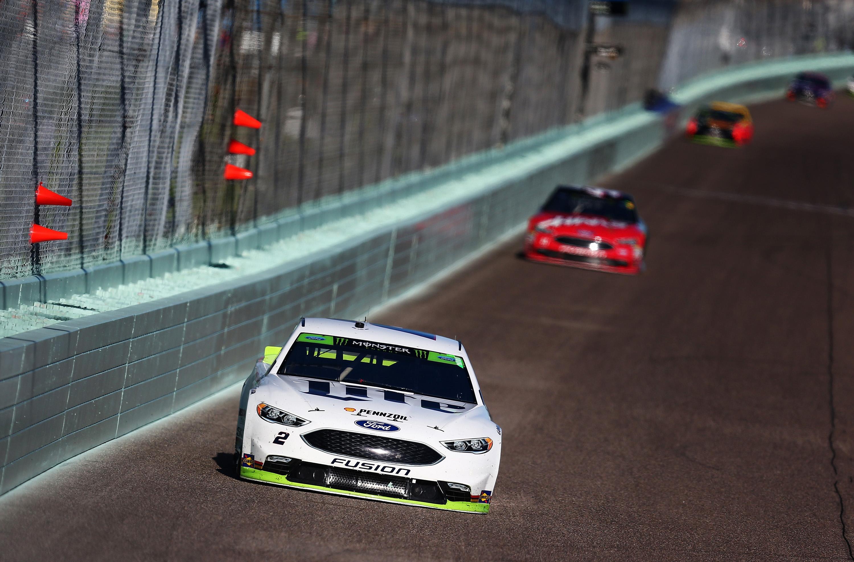 Brad Keselowski - Homestead-Miami Speedway