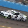 Brad Keselowski at Phoenix Raceway