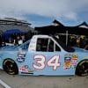 Bubba Wallace - Martinsville Speedway truck