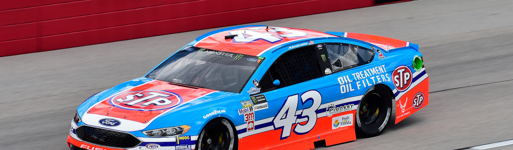 Bubba Wallace almost drove the #44 for RPM
