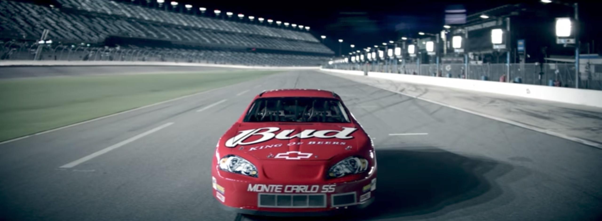 Budweiser Dale Earnhardt Jr - One Last Ride Commercial