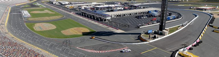 Drivers complete Goodyear tire test at the Charlotte Roval
