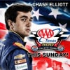 Chase Elliott People's Champion Poster - NASCAR