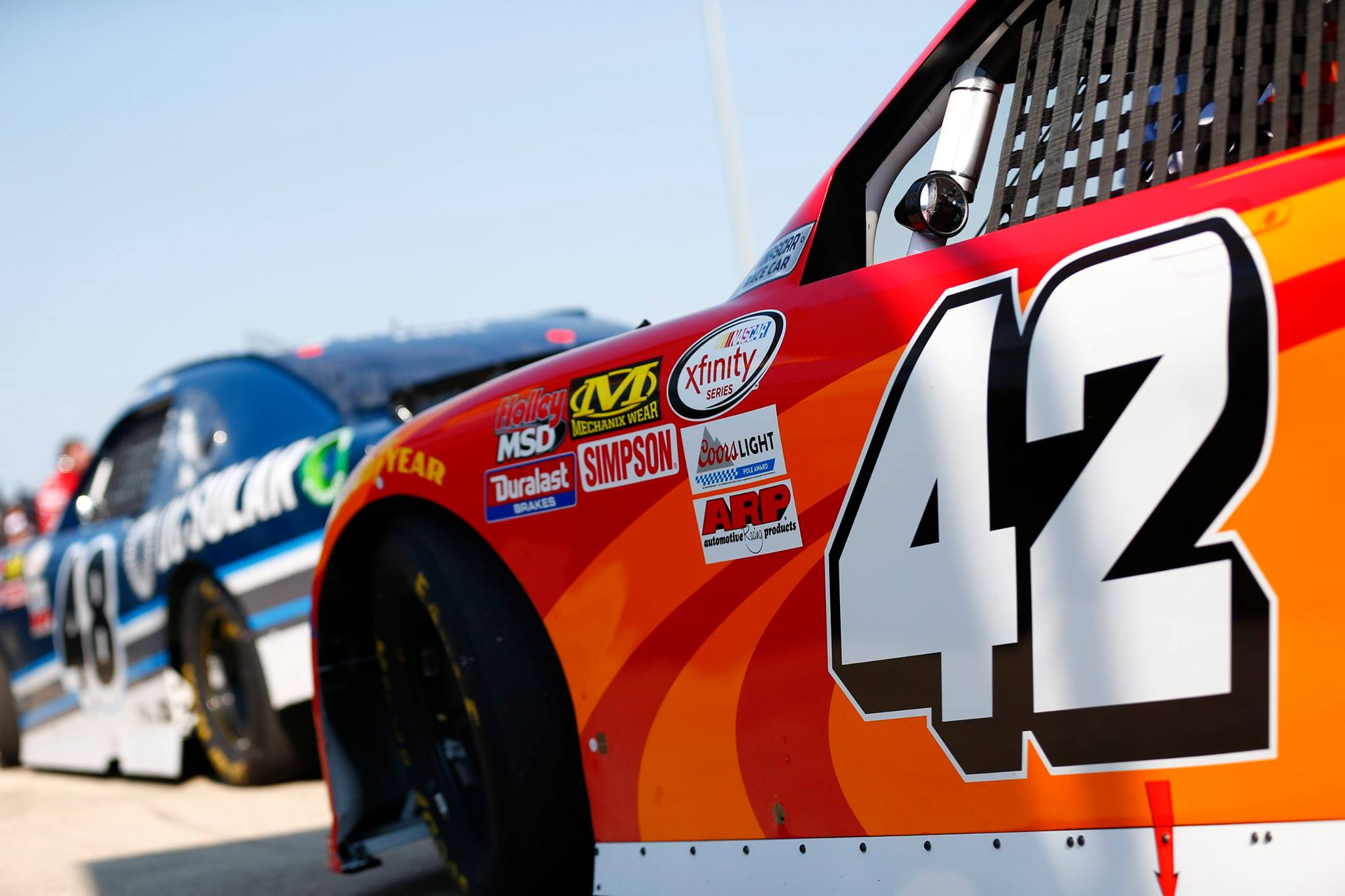 Chip Ganassi Racing - NASCAR Xfinity Series