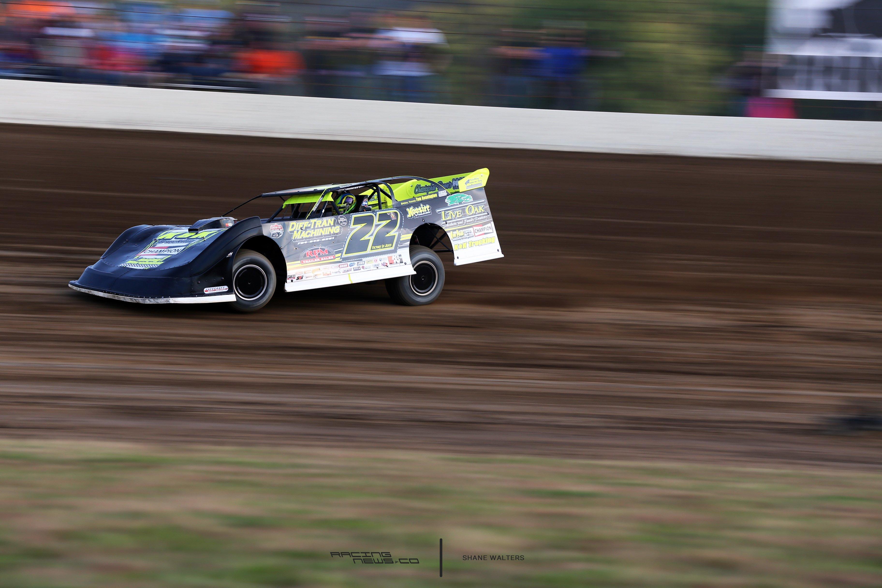 Chris Ferguson Dirt Late Model 1369