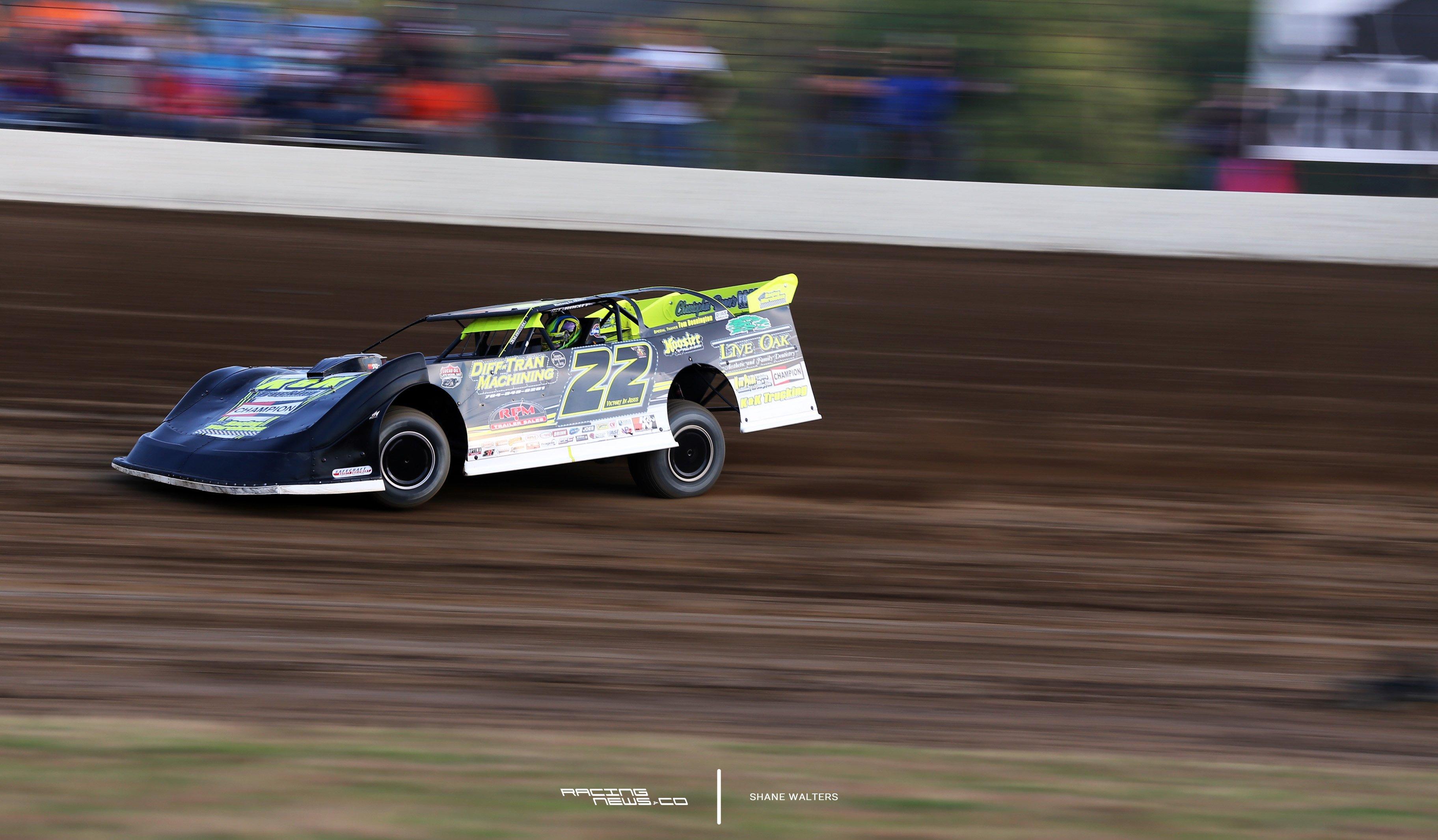 Chris Ferguson Dirt Late Model 2 1369