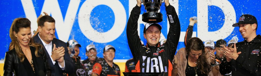 Christopher Bell Wins 2017 NASCAR Truck Series Championship